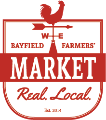 Bayfield Farmers Market Logo